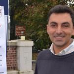 Marco Bongiovanni, candidato sindaco del Movimento 5 Stelle